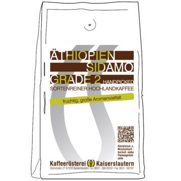 Äthiopien Sidamo Kaffee