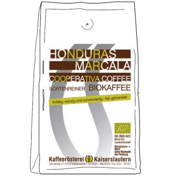 Honduras Kaffee bio fair