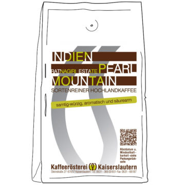 Indien Arabica Kaffee - Pearl Mountain