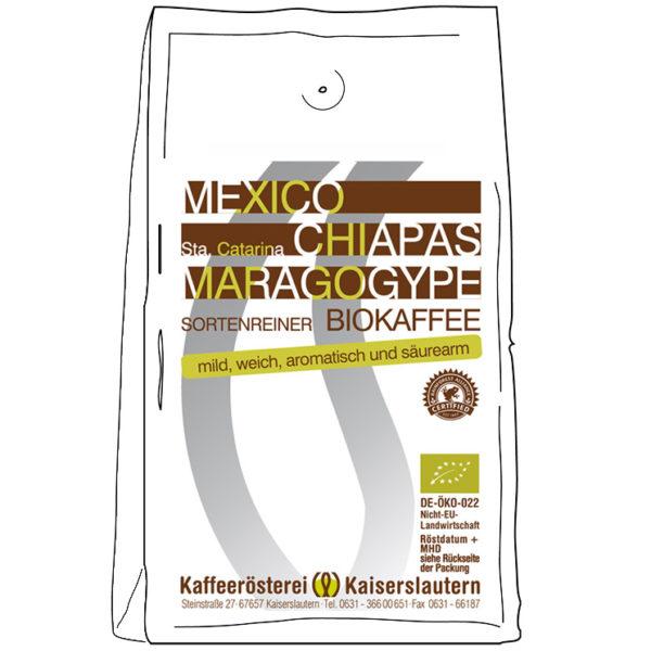 Mexico Maragogype Bio Kaffee